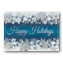 Dancing Flakes Holiday Cards